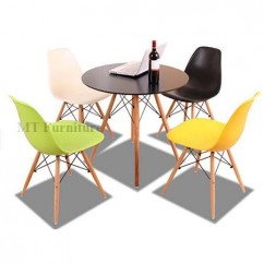 Set DSW Table-08 + 4 ghế DSW