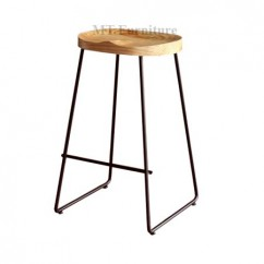 Metal Stool Chair