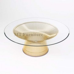 Gold Platner Table-3ST-08